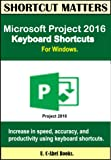 Microsoft Project 2016 Keyboard Shortcuts For