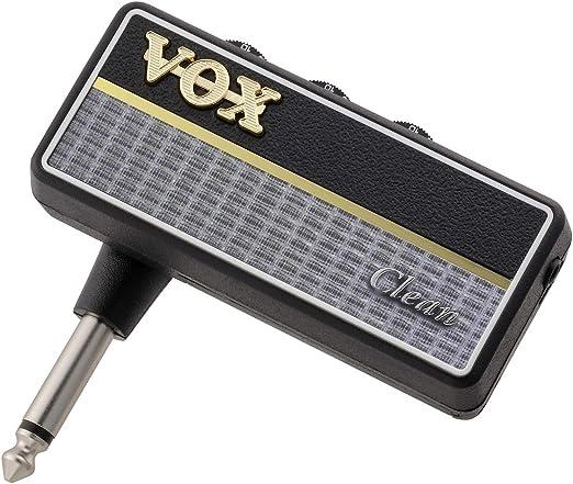 Le fameux Vox Amplug Clean 2