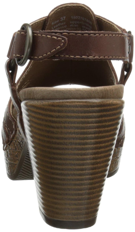 Dansko Women's Randa Dress Sandal B00M8RB8LS 41 EU/10.5-11 M US|Brandy Full Grain
