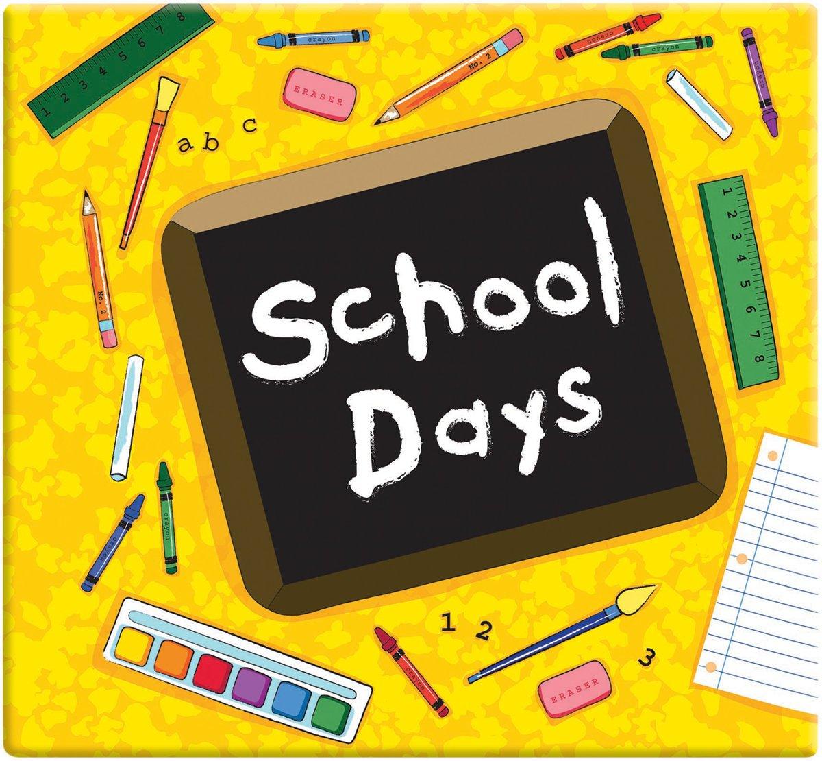 MBI School Days Album, 12 by 12-Inch, Yellow 849159