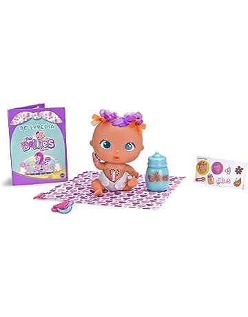 The Bellies - Muak-Muak, muñeco interactivo para niños y niñas de 3 a