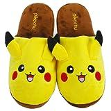 Pokemon Plüsch Pikachu Hausschuhe
