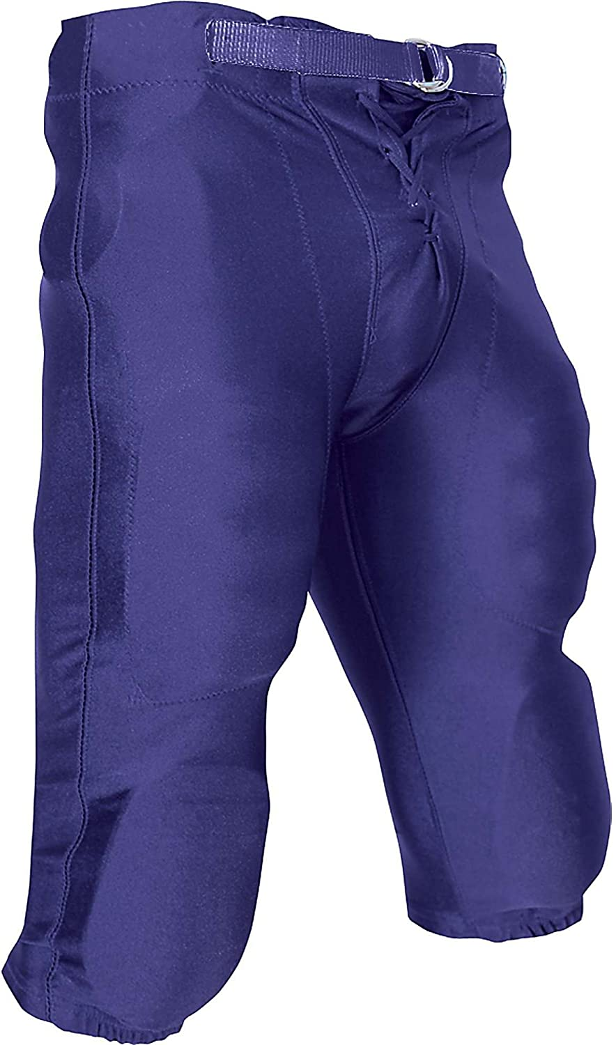 CHAMPRO Youth Stretch Dazzle Football Pant with Snaps
