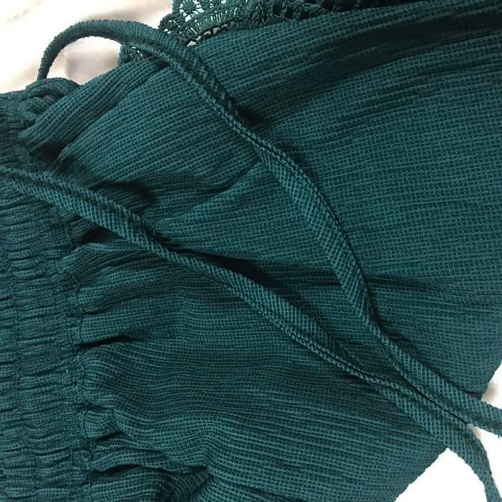 QinMMROPA Yoga Pantalones Cortos Deportivos Encaje para Mujer Tallas Grandes Entrenamiento Fitness Leggings