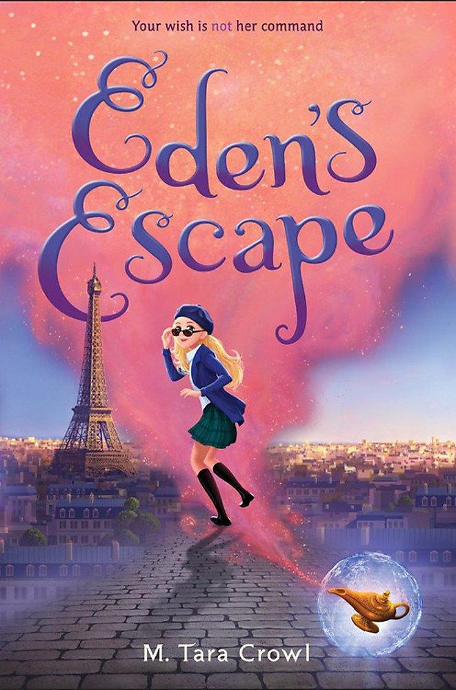 Eden's Escape (Eden of the Lamp Book 2) ebook