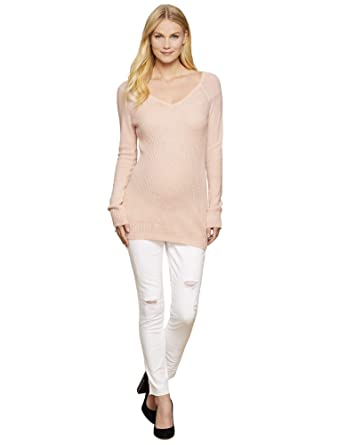 2ab5ef0bf7347 Jessica Simpson Secret Fit Belly Jegging Maternity Jegging at Amazon  Women's Clothing store: