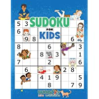 Sudoku for Kids: 100+ Sudoku Puzzles From Beginner to Advanced (Woo! Jr. Kids Activities Books)