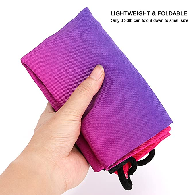 Amazon.com: Hipiwe Drawstring Backpacks, Foldable Cinch Sack Basic Sackpack Gym Tote Dancing String Bag Fashion Travel bag for Girls Boys Women Men Swimming ...