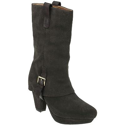 Earthies Women's Lintz Boot | Mid-Calf