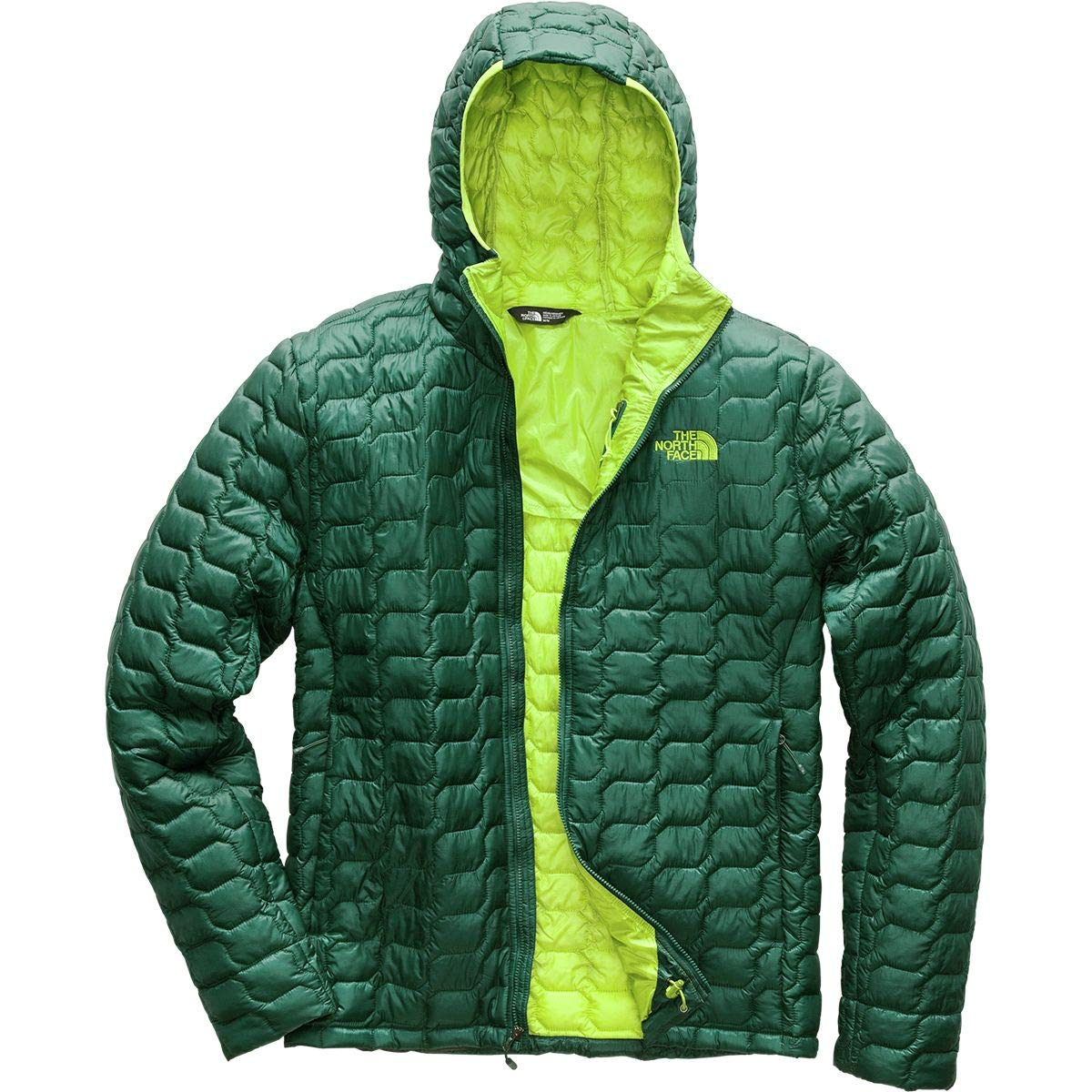 The North Face Men's Thermoball Hoodie - Botanical Garden Green - S