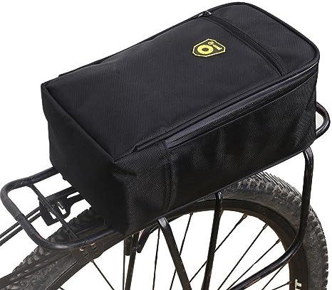 Mlec tech Bolsa de Bicicleta Impermeable Alforja de Bicicleta con ...