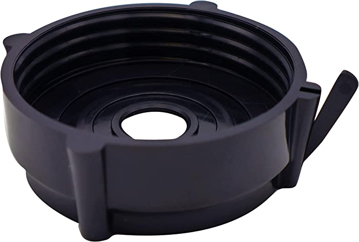 Blendin Replacement Jar Base Bottom Cap, Compatible with Oster Pro 1200 Blender