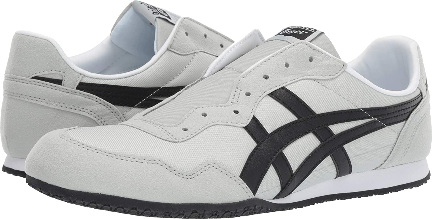 4c3cecc7f37d Amazon.com  Onitsuka Tiger by Asics Unisex Serrano Slip-On  Shoes