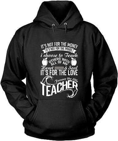 Sweatshirt Hoodie Forever Title PE Teacher Tee Shirt