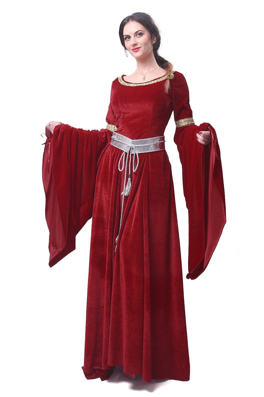 Medieval Renaissance Noble Lady Dresses