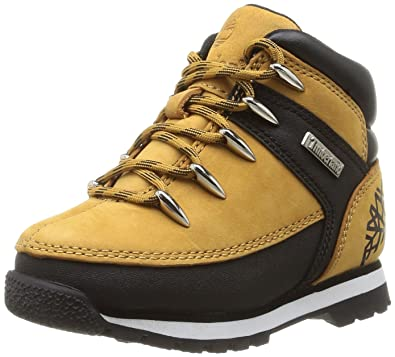 41e33940588 Timberland Euro Sprint, Boys Boots: Amazon.co.uk: Shoes & Bags