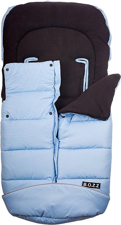 Bozz Artic Flexi bebé azul Universal Extra grueso forro polar saco ...