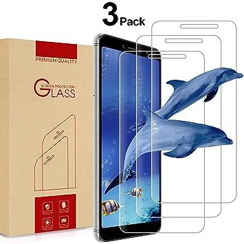 Aroyi [3 Pack Protector de Pantalla Xiaomi Redmi S2, Protector de ...