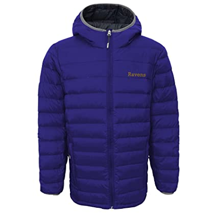 Amazon.com   Outerstuff NFL Youth Boys 8-20 Packaway Puffer Jacket ... 24d5141c3