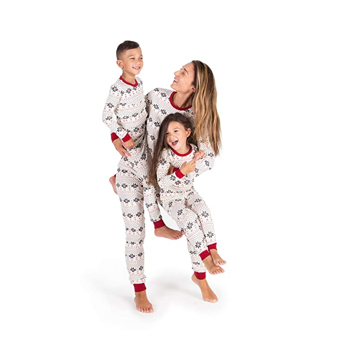 burts family jammies