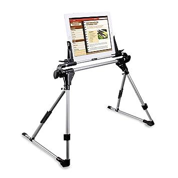 Escritorio Cama de asiento perno abrazadera soporte iPad soporte iPad función atril iPad soporte para Apple
