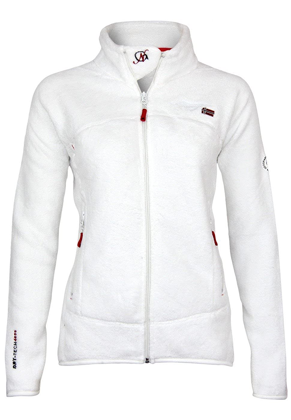 Geographical Norway Uniflore Lady Assort B, Cappotto Donna WN606F/GN