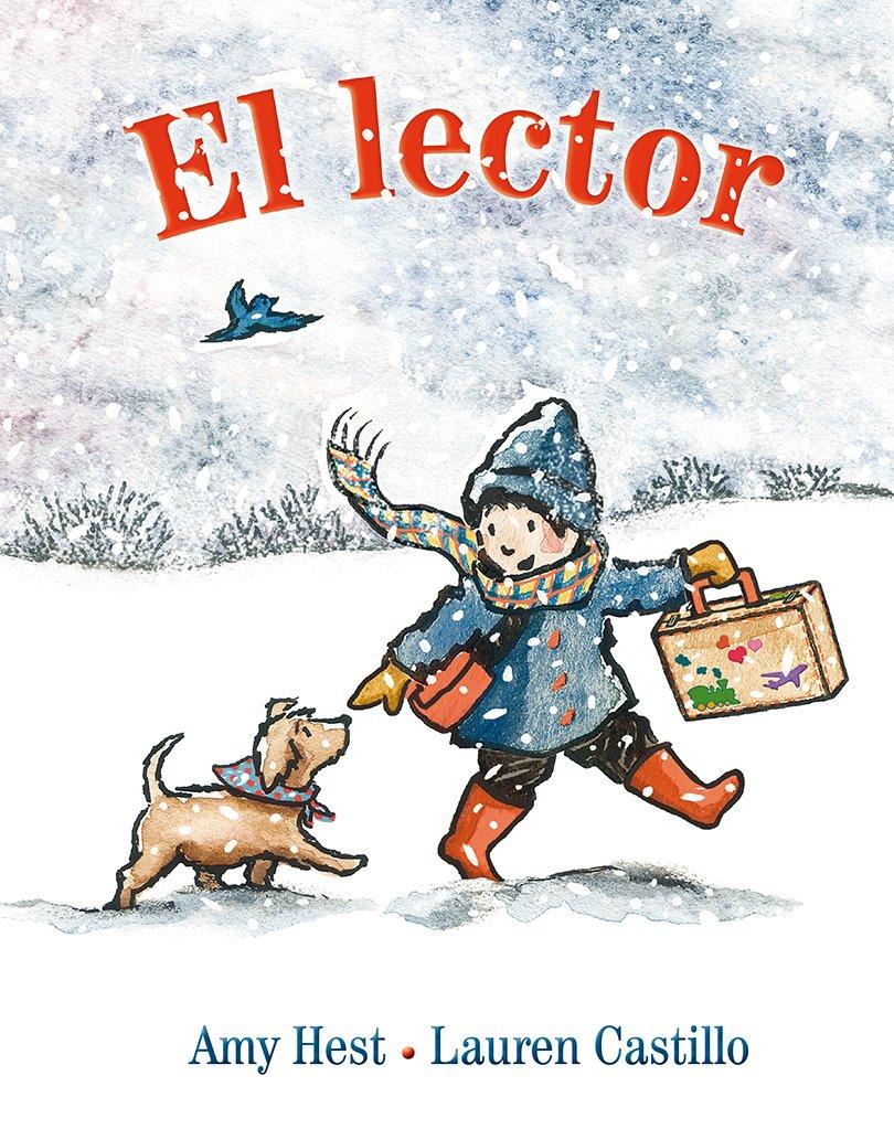 El Lector (PICARONA): Amazon.es: HEST, AMY, CASTILLO, LAUREN ...