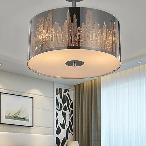Lámpara LED de techo lámpara de techo Salón Baño Cocina ...