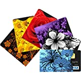 BLOCKIT RFID Protector Sleeves - Made in the USA & Recommended by Lifelock - (6 Pack) Credit Debit Card Protectors, Slim Cards Holders fit all Mens & Womens Wallets, Includes BONUS Security eBook