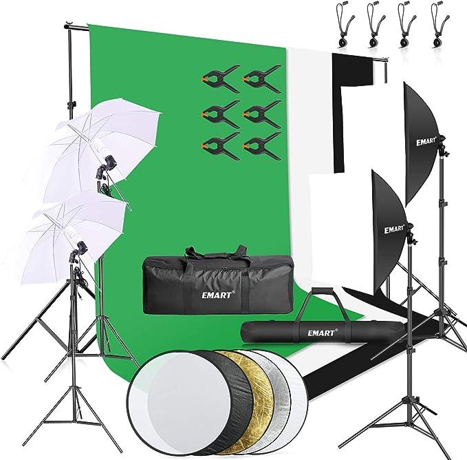 The Full Studio Lighting Kit
