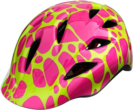 Kids Bicycle Helmet Cycling Ultralight Safety Air Vents Non Integrated 18 Holes