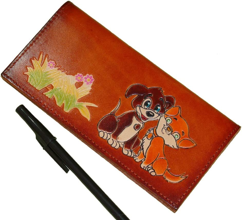 Dogs interesting Horses These Checkbook CoversHolders have fun Hello Kitty. for all ages conversation inspired designs Butterflies