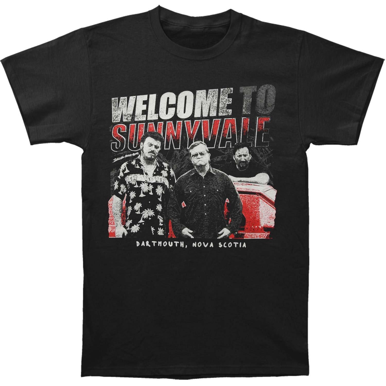 Trailer Park Boys Mens Welcome To Sunnyvale T-Shirt