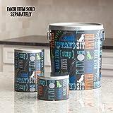 Paw Prints 37581 15 lb. Tin Pet Food