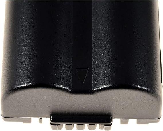 Batería para Panasonic modelo CGR-S006E: Amazon.es: Electrónica