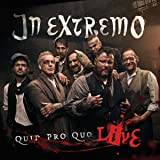 Quid Pro Quo - Live (Limited Digipack Edition)