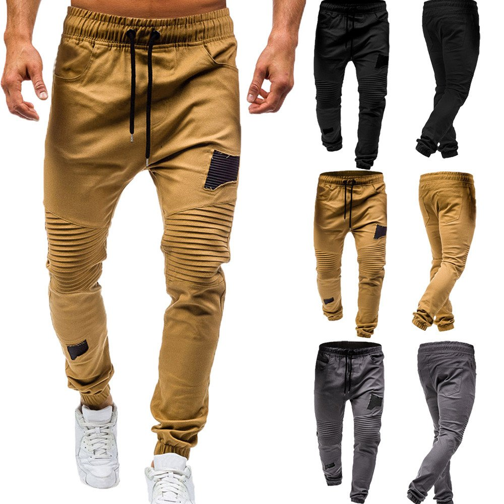 Alangbudu Jeans for Men Relaxed Fit Blousess Mens Invisible ...