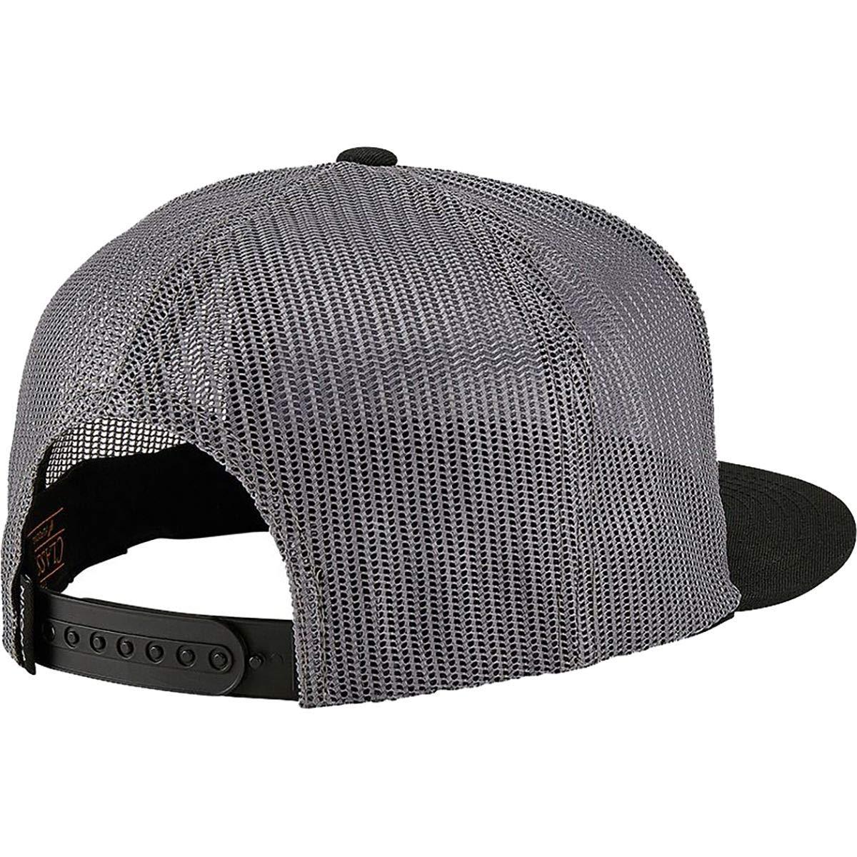 Amazon.com  NIXON Unisex Team Trucker Hat Black One Size  Clothing ef3c5d15a161