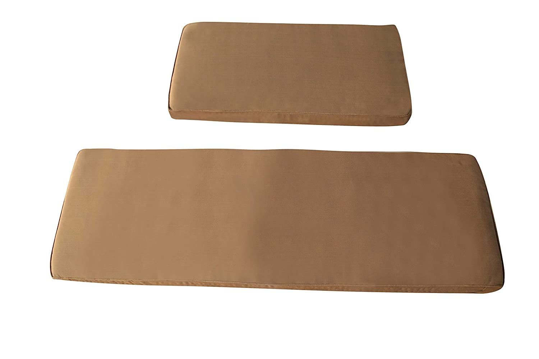 Radiant Saunas SA7001 1-Person Sauna Seat Cushion, One Size Brown