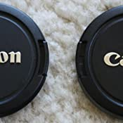 Amazon Com Canon 58mm Snap On Lens Cap Camera Lens