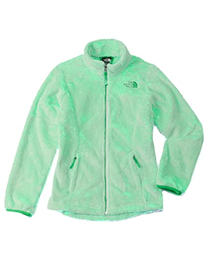 The North Face Kids Girl s Osolita Jacket (Little Kids Big Kids) Ice Green 9fd6c7038e01