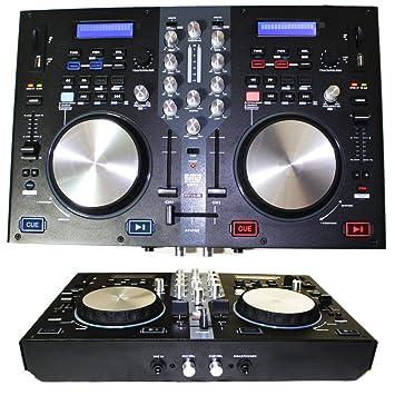 Emb Djx7u Neuf Professional Double Usbsdmp3 Table De