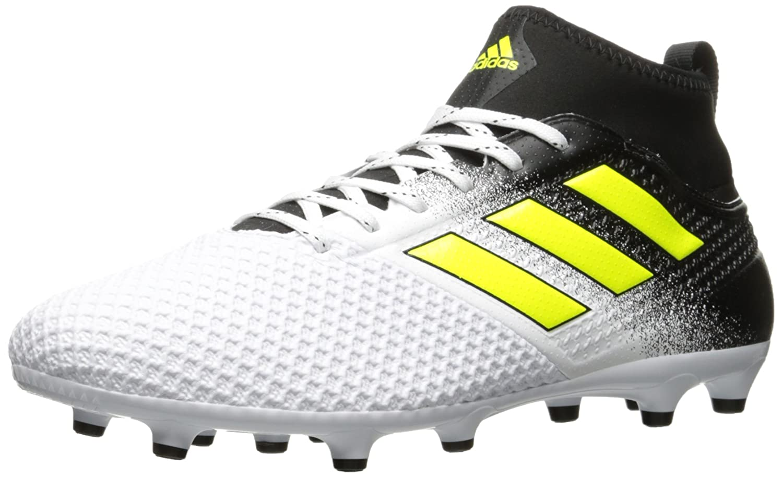 classic fit 18d86 ec4c8 Amazon.com | adidas Men's Ace 17.3 Firm Ground Cleats Soccer ...