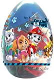 Nickelodeon Paw Patrol Giant Easter Egg with Candy Mix, 4.75 oz