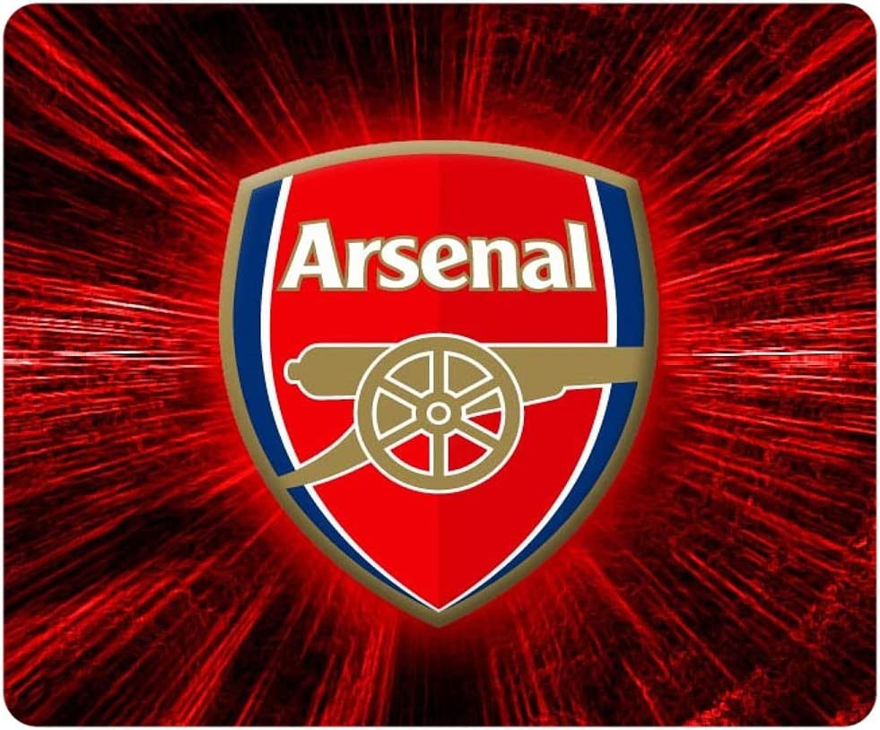 Arsenal FC Mouse Pad Premier League World Cup Champions League USWNT AFC Mousepad