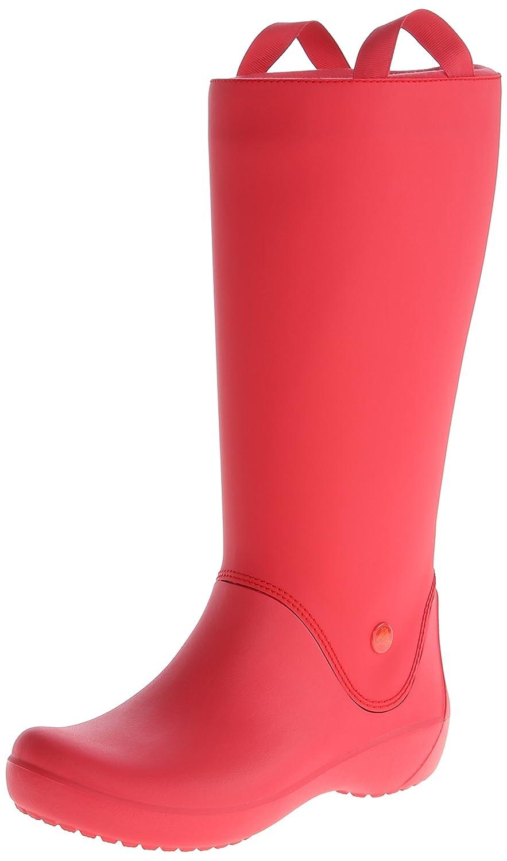 Crocs Rainfloe Bottes de Pluie Femme 12424-675-W10
