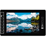 SmallHD 703 Ultrabright On-Camera Monitor with HDR Preview and 3D Lut Support, Full HD 7-Inch LCD Display with Gorilla Glass,