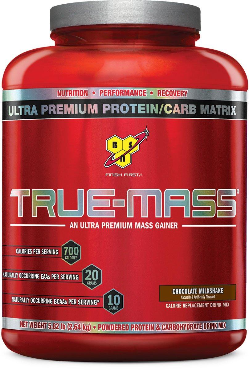 Amazon.com: BSN TRUE-MASS Weight Gainer, Muscle Mass