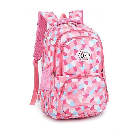 Mochila escolar niños libritos mochilas escolares para niñas para estudiantes de escuela primaria: Amazon.es: Equipaje