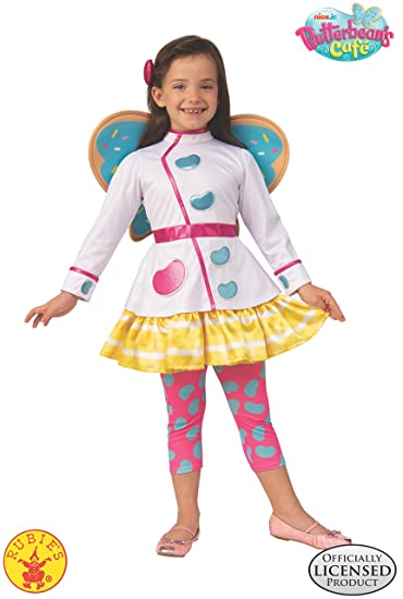 Rubies Girls Official Licensed Nickelodeon Shimmer Genie Fancy Dress Costume